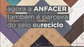 ANFACER firma parceria com o Selo Eu Reciclo