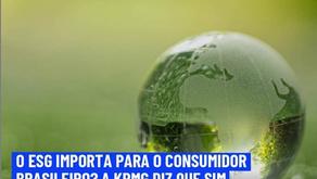 O ESG importa para o consumidor brasileiro? A KPMG diz que sim
