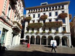 Швейцарский Банк в Лугано