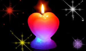 О горящего сердца пылающий вздох!
