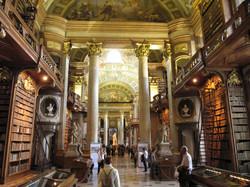 Дворец Хофбург Библиотека