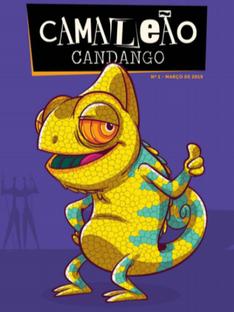 Fanzine Camaleão Candango - Rock de Brasília