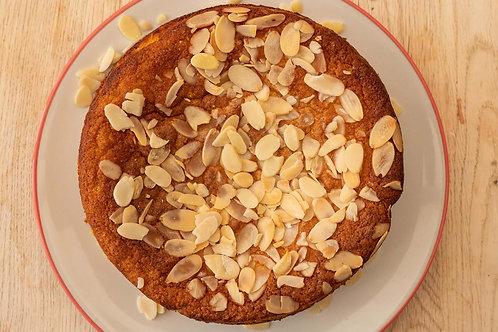 Seville Orange & Almond Cake