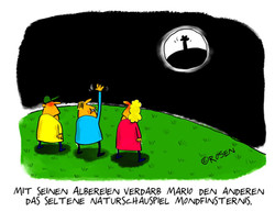 Schattenspiele