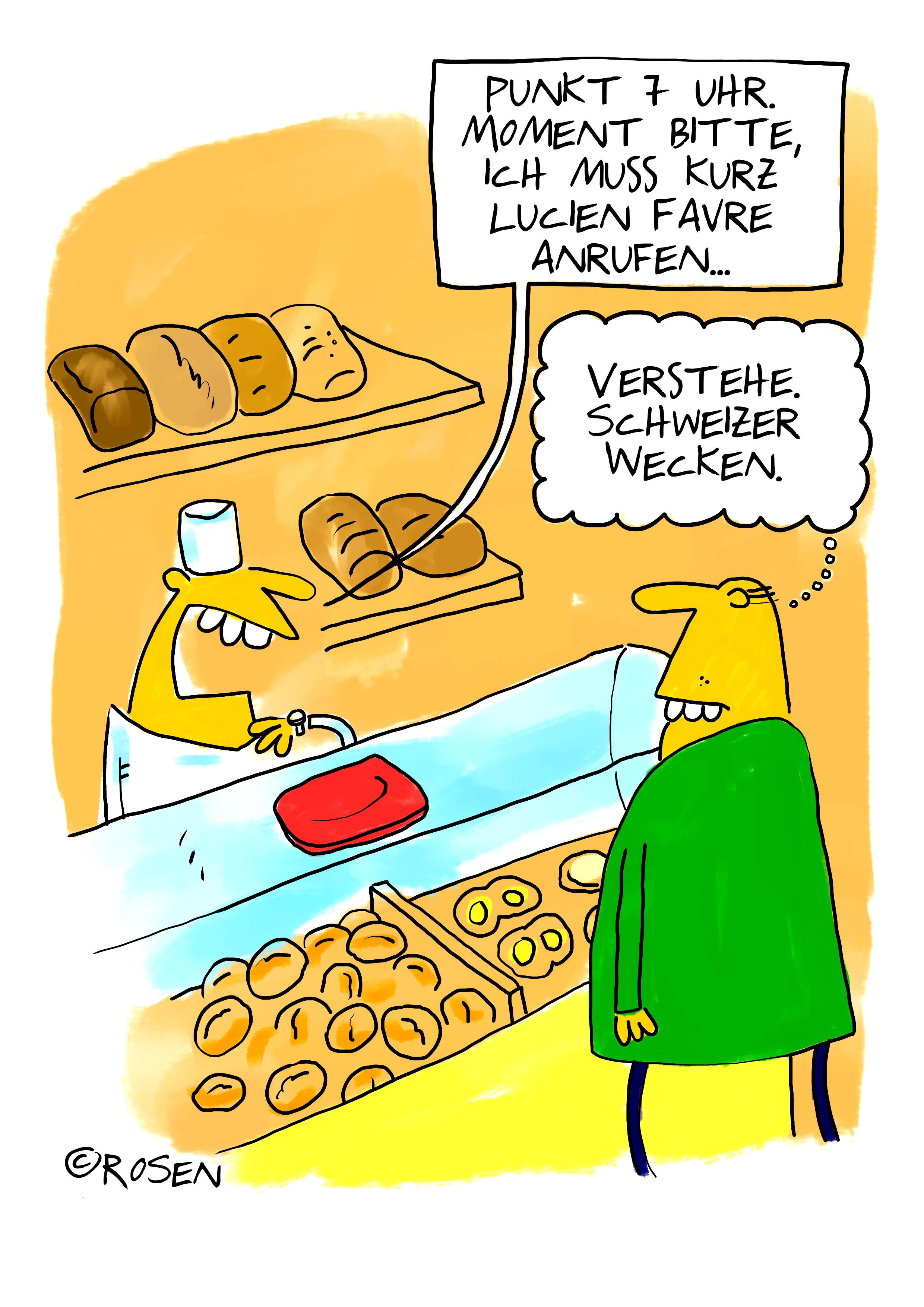 Schweizer Wecken