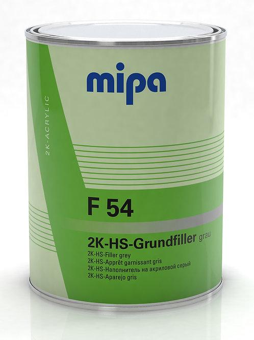 RELLENO GRIS  MIPA 2K HS F 54 4LT 4:1
