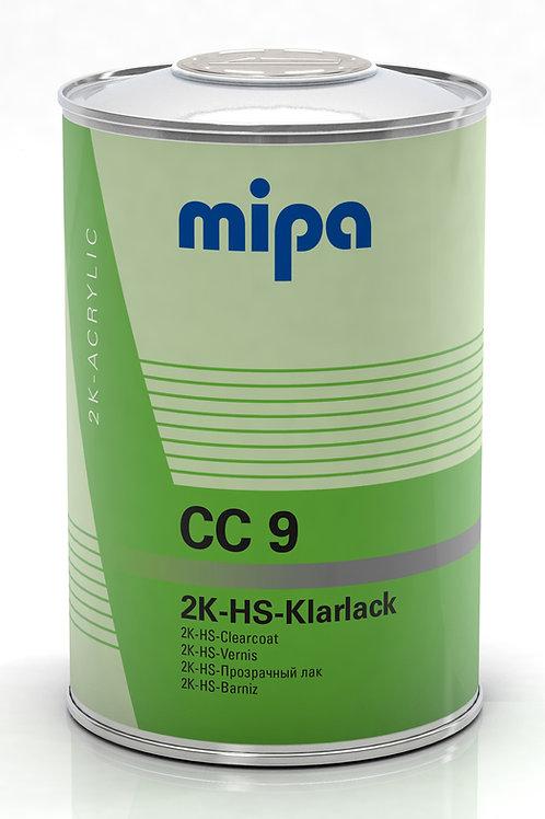 CLEAR COAT MIPA 2K HS CC 9 5 LT S/ACTIV.