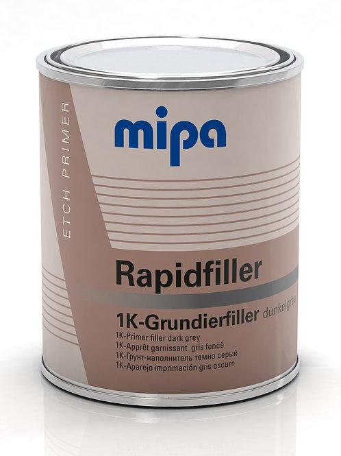 RELLENO MIPA 1K  GRIS OSC.  RAPIDFILLER 1LT