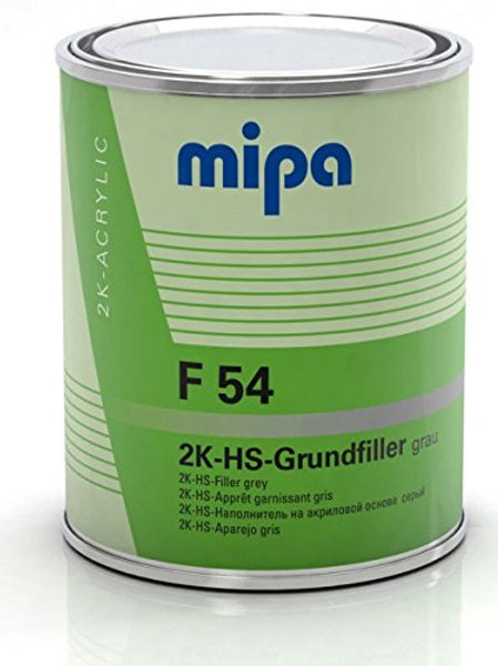 RELLENO GRIS  MIPA 2K HS F 54 1L