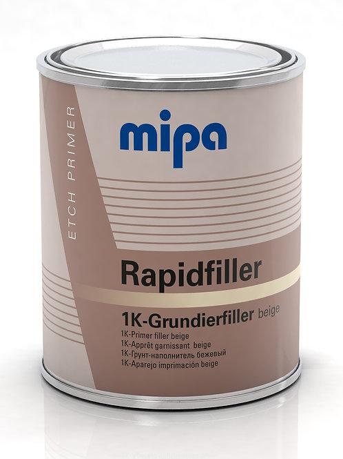 RELLENO MIPA 1K  BEIGE  RAPIDFILLER 3LT