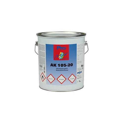 PRIMER MIPA AK 105-20 GRIS 5KG  ANTIOXIDO -PELICULA GRUESA