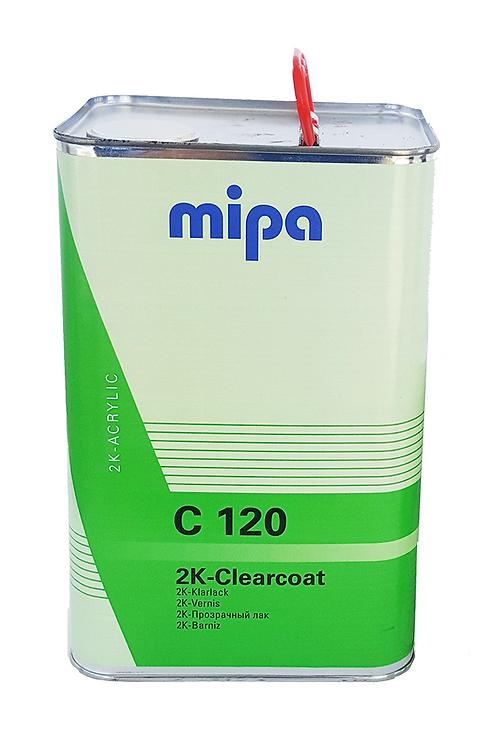 CLEAR COAT MIPA 2K C 120 1 GL S/ACTIVADOR 4:1   (3.78 LTR )