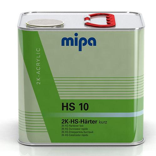 ACTIVADOR P/CLEAR MIPA 2K HS 10  RAPIDO