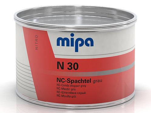 MASILLA MIPA N 30 NC-SPACHTEL GRIS