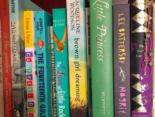 Coming soon... Middle Grade Reader Spotlights!