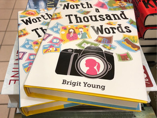WORTH A THOUSAND WORDS Is Out in the World!