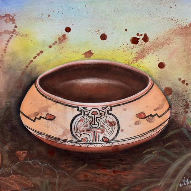 La Mocahua (the medicine bowl), 2013