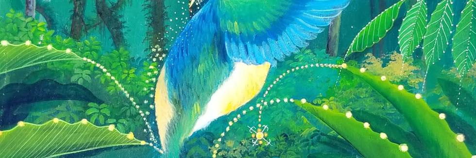 Colibri and Spirits, 2015