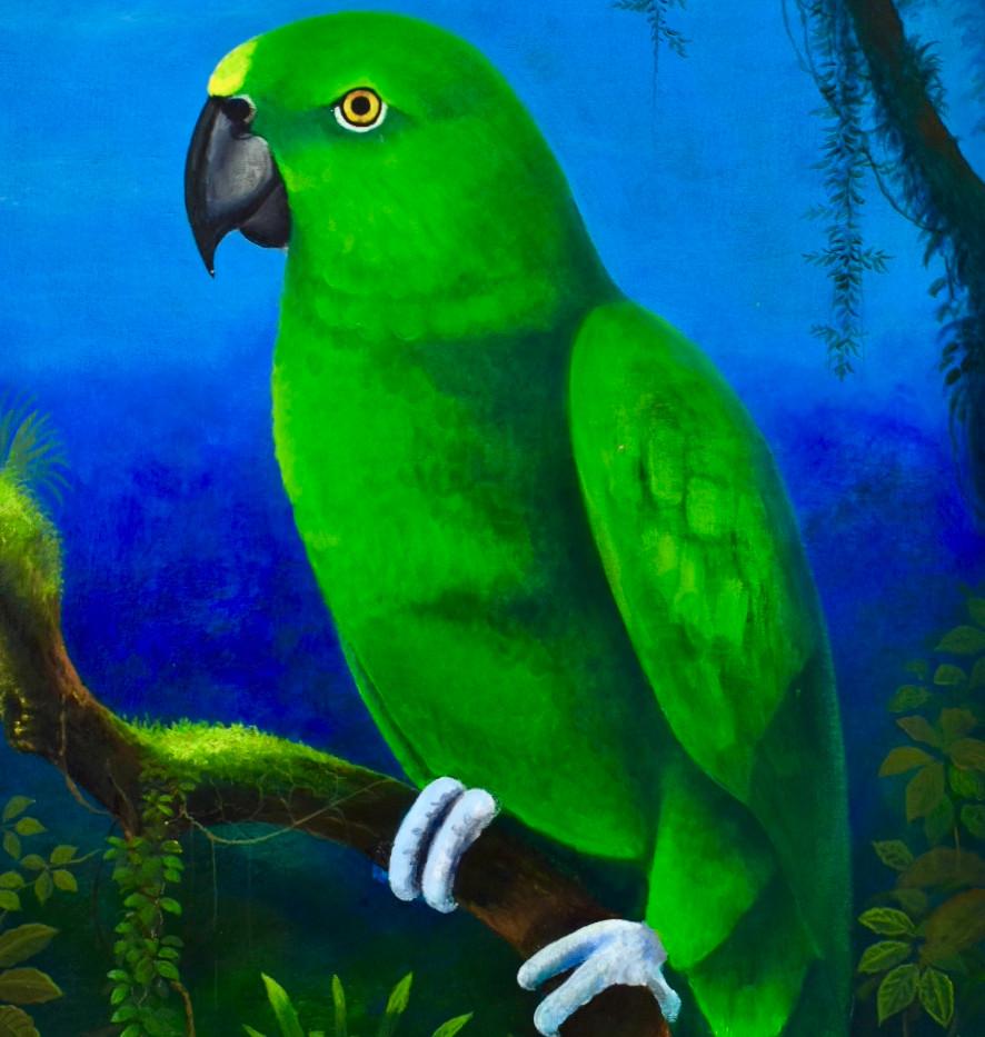El Loro (the parrot), 2019