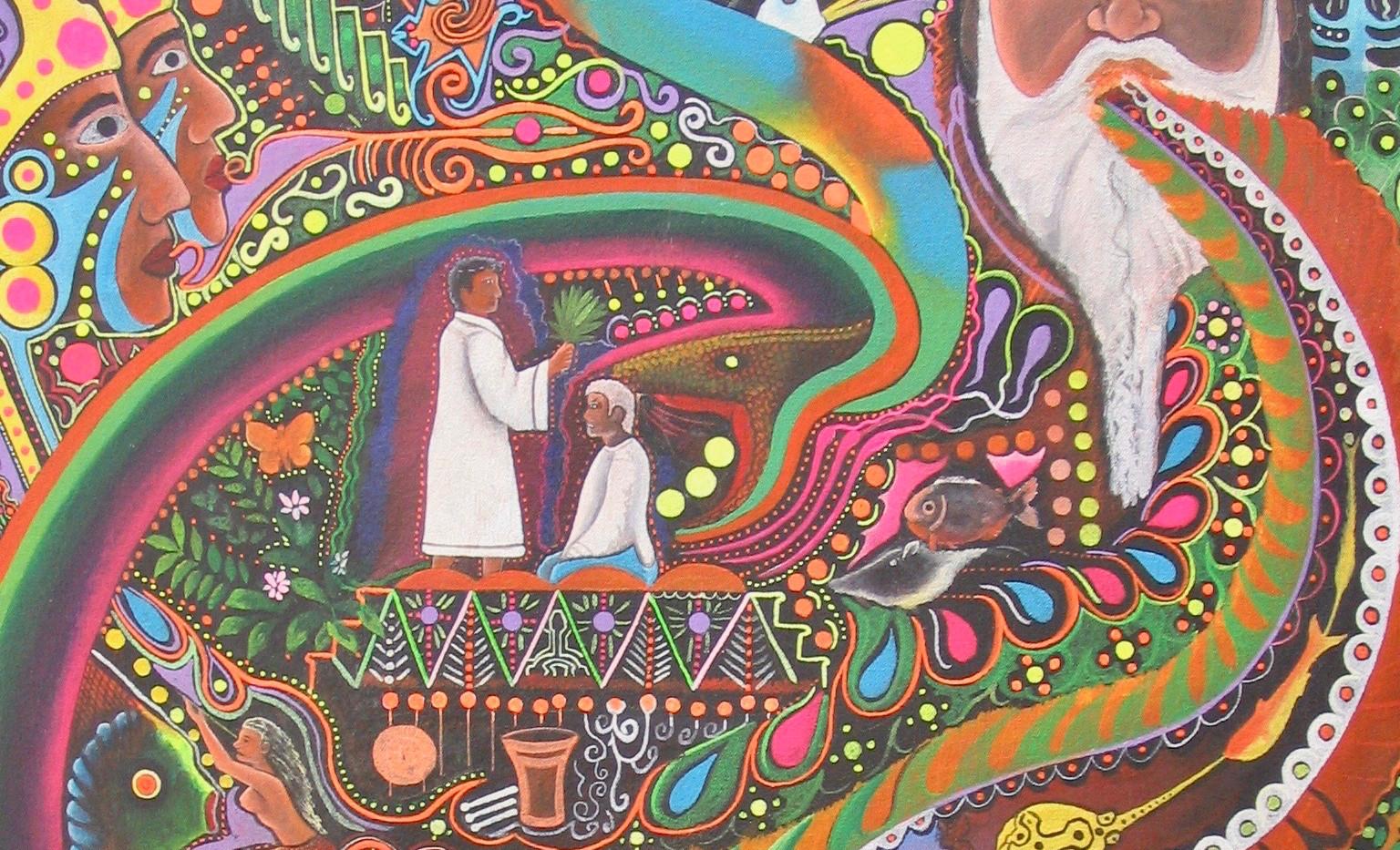 Ceremonia de shaman, 2005