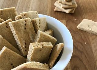 Glutenfreie Vollkorn-Butterkekse
