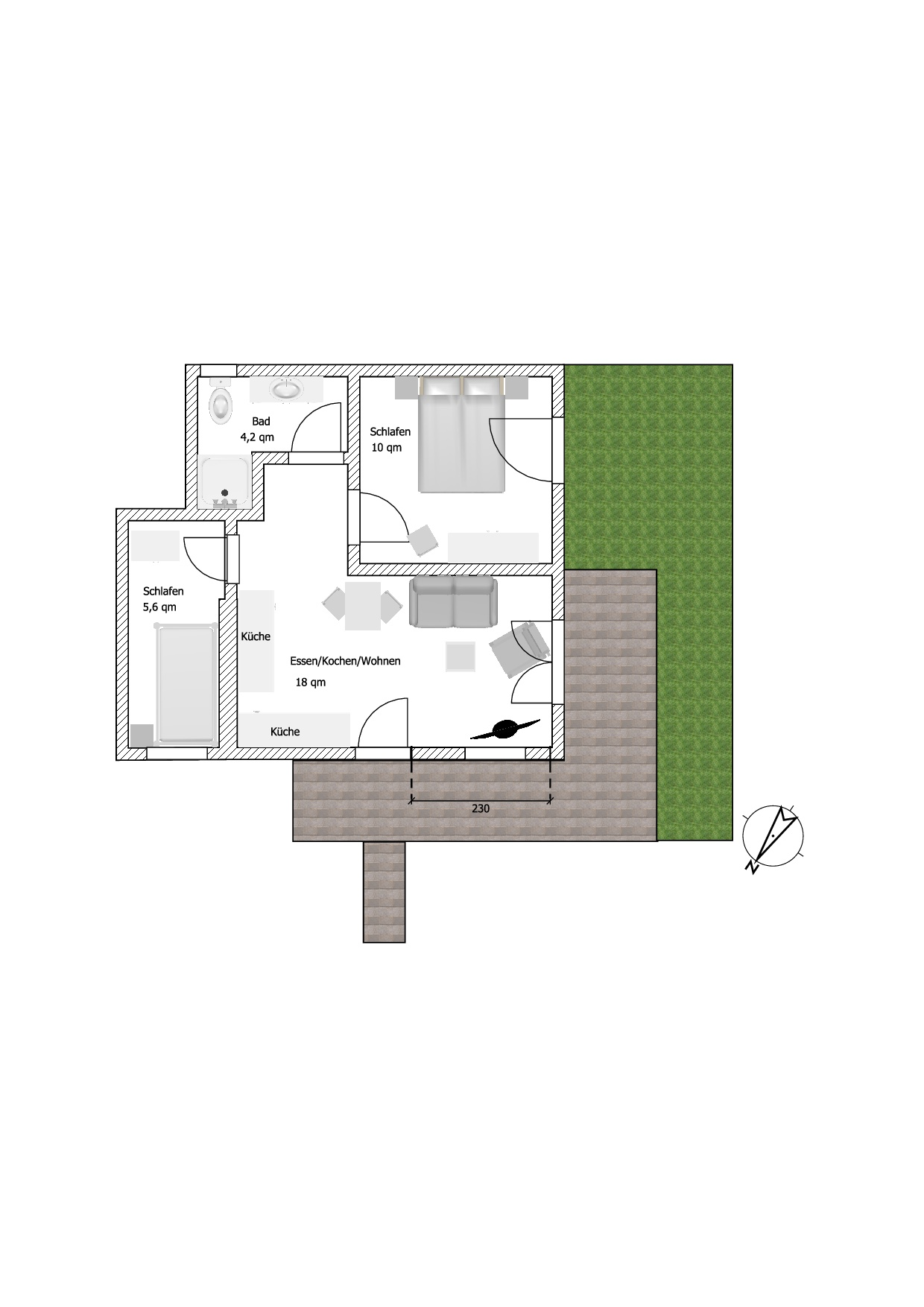 Fisch_Grundriss Wohnung4