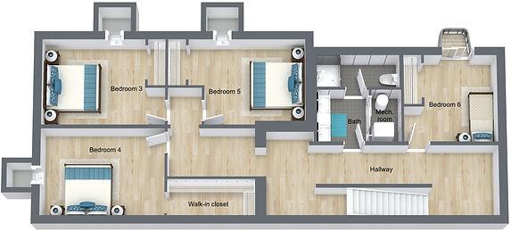 GGR 1519 Rollins - Basement - 3D Floor P