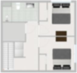Burrow 913 Floorplan Basement