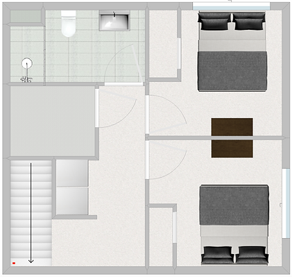 Burrow 913 Floorplan Basement