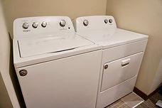 The Burro Apartments Laundry Unit