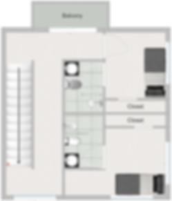 Burrow 913 Floorplan 2nd Level