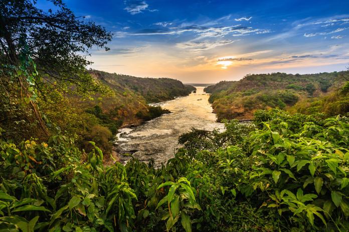 Uganda Nile River