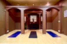 Brookfield Waukesha yoga room