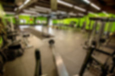 Muskego gym workout room