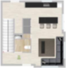 Burrow 913 Floorplan 1st Level