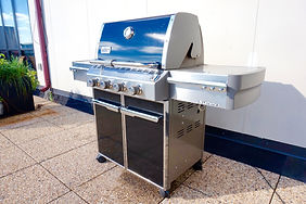Free grill included with rent at Northstar Apartment