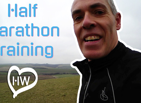 Half Marathon Training Update