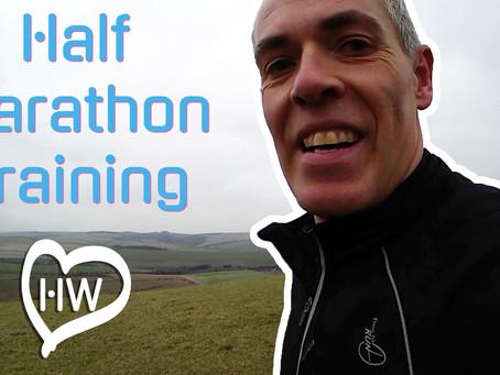 Half Marathon Training Update