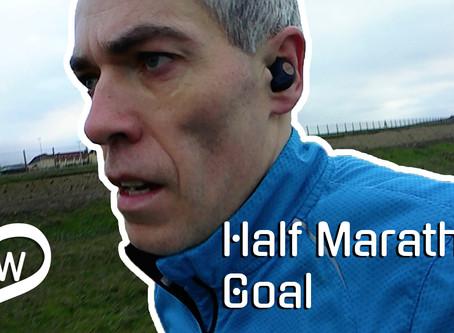 Half Marathon Goal