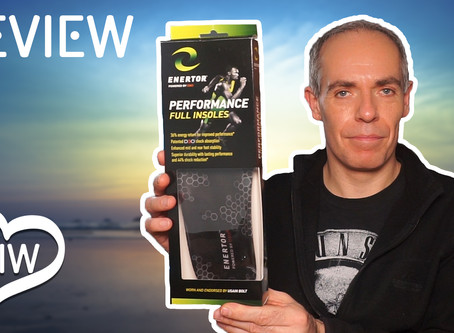 Enertor Performance Insoles Review