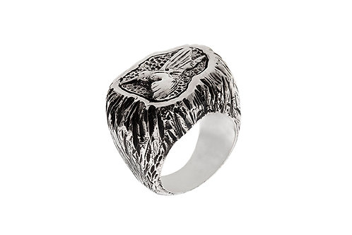 Silk&Silver 'Hummingbird' ring