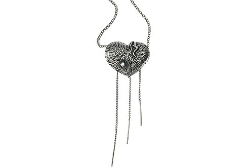 Silk&Silver 'Weighed Down' pendant
