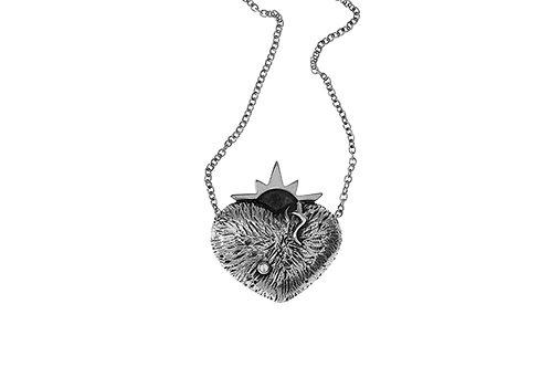 Silk&Silver 'Jolly' pendant