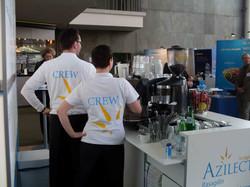 AZILECT Crew Shirts
