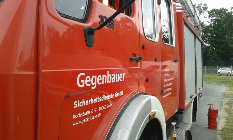 Gegenbauer Feuerwehr