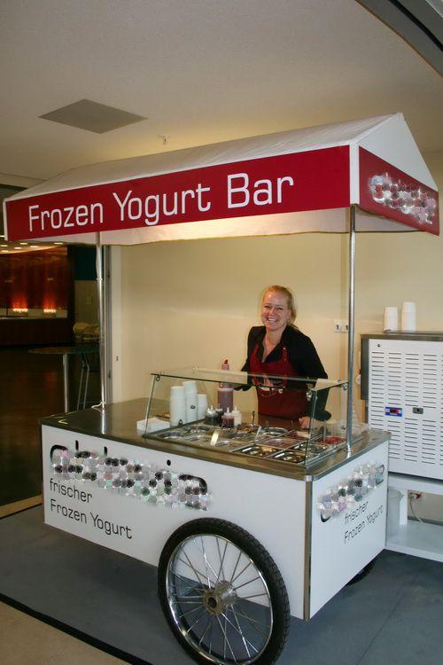 Frozen Yogurt Bar