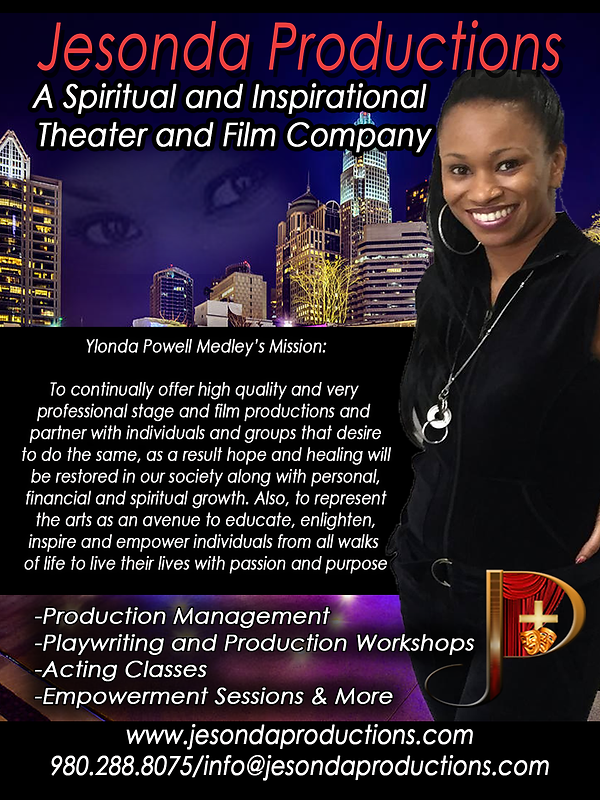 Jesonda Productions Information