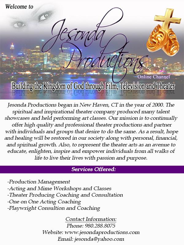 All About Jesonda Productions