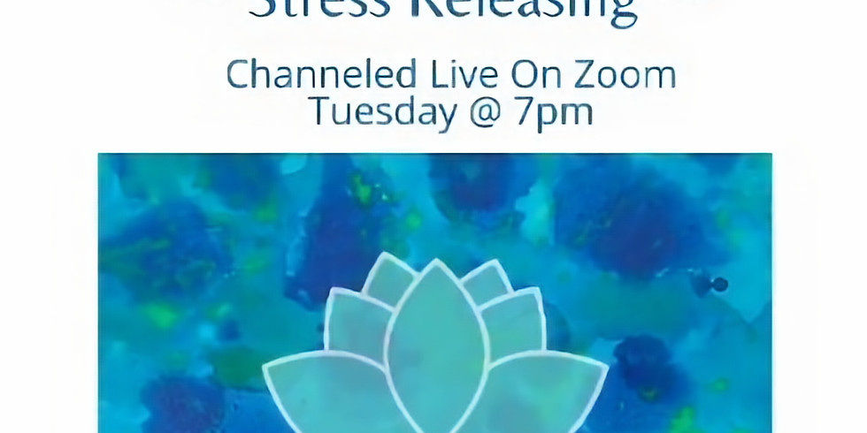 Into The Blue - Stress Release Meditation (1)