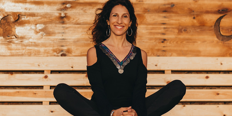 Healing & Yoga with Paola in Dahab